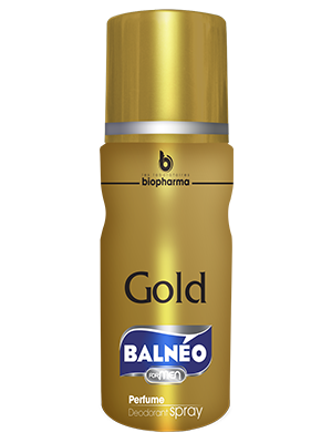 Balnéo Déodorant For Men Gold 150ml