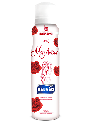 Balnéo Déodorant For Women Mon Amour 150ml