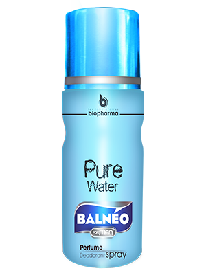 Balnéo Déodorant For Men Pure Water 150ml