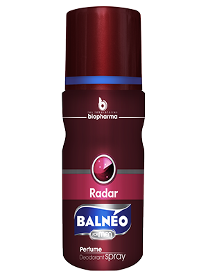 Balnéo Déodorant For Men Radar 150ml