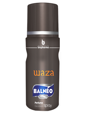 Balnéo Déodorant For Men Waza 150ml