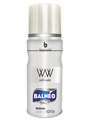 Balnéo Déodorant For Men Wild Water 150ml