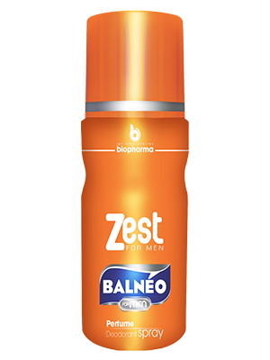 Balnéo Déodorant For Men Zest 150ml